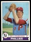 1979 Topps #446  Jim Lonborg  Front Thumbnail