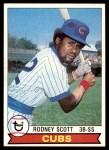 1979 Topps #86  Rodney Scott  Front Thumbnail