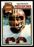 1979 Topps #61  Ted Fritsch Jr.  Front Thumbnail
