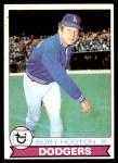1979 Topps #694  Burt Hooton  Front Thumbnail