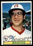 1979 Topps #464  Joe Nolan  Front Thumbnail
