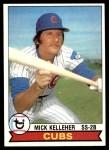 1979 Topps #53  Mick Kelleher  Front Thumbnail