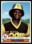 1979 Topps #564  Jerry Turner  Front Thumbnail