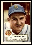 1952 Topps #246  George Kell  Front Thumbnail
