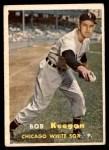 1957 Topps #99  Bob Keegan  Front Thumbnail