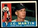 1960 Topps #346  J.C. Martin  Front Thumbnail