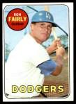 1969 Topps #122  Ron Fairly  Front Thumbnail