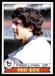 1979 Topps #480  Fred Lynn  Front Thumbnail