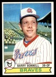 1979 Topps #496  Barry Bonnell  Front Thumbnail