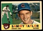 1960 Topps #162  Sammy Taylor  Front Thumbnail