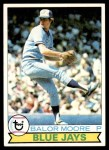 1979 Topps #238  Balor Moore  Front Thumbnail