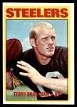 1972 Topps #150  Terry Bradshaw  Front Thumbnail