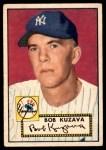 1952 Topps #85  Bob Kuzava  Front Thumbnail