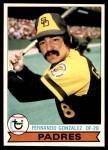 1979 Topps #531  Fernando Gonzalez  Front Thumbnail