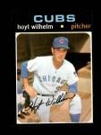 1971 Topps #248  Hoyt Wilhelm  Front Thumbnail