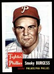 1991 Topps 1953 Archives #10  Smoky Burgess  Front Thumbnail