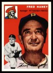 1994 Topps 1954 Archives #75  Fred Haney  Front Thumbnail