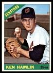 1966 Topps #69  Ken Hamlin  Front Thumbnail