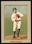 1911 T3 Turkey Red Reprint #2  Bill Bergen  Front Thumbnail