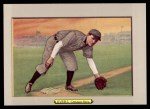 1911 T3 Turkey Red Reprint #16  Johnny Evers  Front Thumbnail