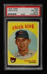 1959 Topps #538  Chick King  Front Thumbnail