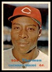 1957 Topps #279  Bob Thurman  Front Thumbnail
