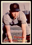 1957 Topps #248  Jim Finigan  Front Thumbnail