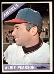 1966 Topps #83  Albie Pearson  Front Thumbnail