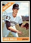 1966 Topps #301  Greg Bollo  Front Thumbnail