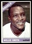 1966 Topps #438  Willie Smith  Front Thumbnail
