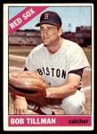 1966 Topps #178  Bob Tillman  Front Thumbnail