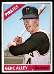 1966 Topps #336  Gene Alley  Front Thumbnail