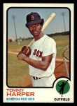 1973 Topps #620  Tommy Harper  Front Thumbnail