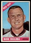 1966 Topps #53  Bob Duliba  Front Thumbnail