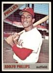 1966 Topps #32  Adolfo Phillips  Front Thumbnail
