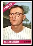 1966 Topps #248  Pete Mikkelsen  Front Thumbnail