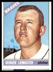 1966 Topps #252  Denver Lemaster  Front Thumbnail