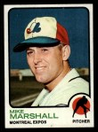 1973 Topps #355  Mike Marshall  Front Thumbnail