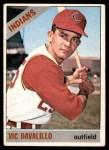 1966 Topps #325  Vic Davalillo  Front Thumbnail