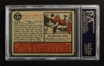 1962 Topps #134 GRN Billy Hoeft  Back Thumbnail