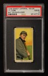 1909 T206 ON Ty Cobb  Front Thumbnail