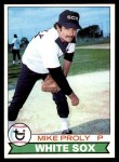 1979 Topps #514  Mike Proly  Front Thumbnail