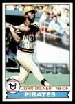 1979 Topps #523  John Milner  Front Thumbnail