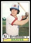 1979 Topps #555  Biff Pocoroba  Front Thumbnail