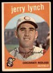 1959 Topps #97  Jerry Lynch  Front Thumbnail