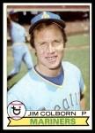 1979 Topps #276  Jim Colborn  Front Thumbnail