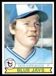 1979 Topps #632  Don Kirkwood  Front Thumbnail