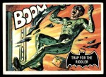 1966 Topps Batman Black Bat #45 BLK  Trap for the Riddler Front Thumbnail