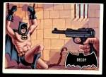1966 Topps Batman Black Bat #49 BLK  Decoy Front Thumbnail