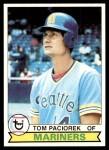 1979 Topps #141  Tom Paciorek  Front Thumbnail